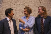 Matthias Spillmann Trio feat. Bill McHenry